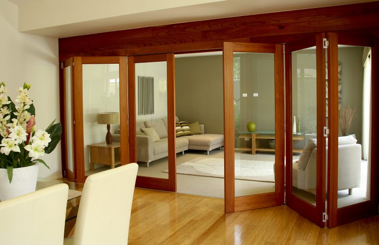 Aluminum bifold doors: Give a stylish look to your home
