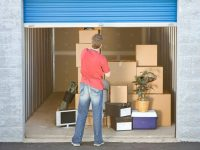 How long can I store my items in a storage unit?