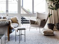 Different types of spaces to showcase your Hans Wegner Wing Chair